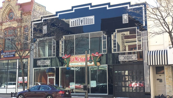 The 1930 Art Deco Gibson building in downtown Appleton is becoming a new music venue.
