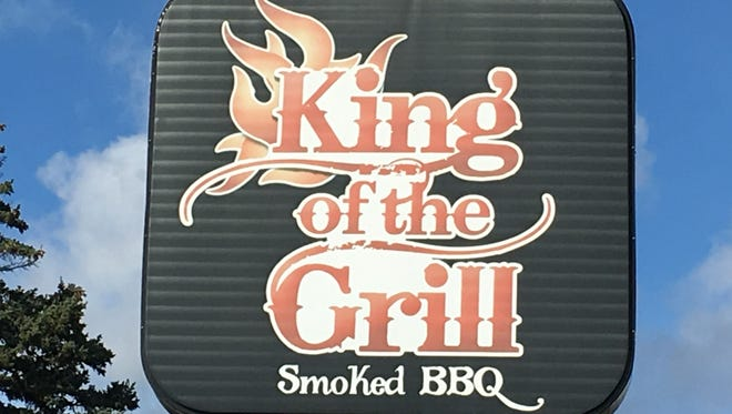 King of the Grill reopened Tuesday, Oct. 24, 2017, located on 4400 N. Grand River Ave. in Lansing.