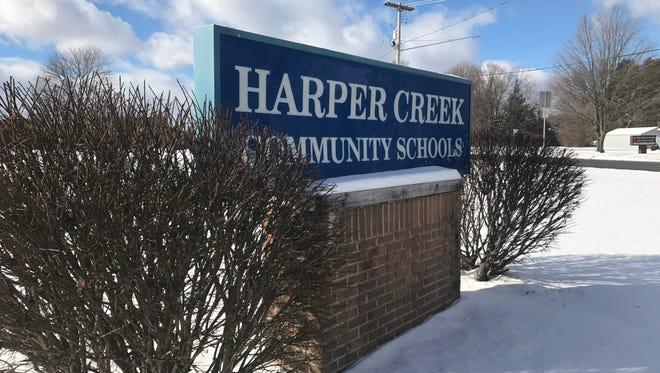 The Harper Creek Community Schools Board of Education met Monday.