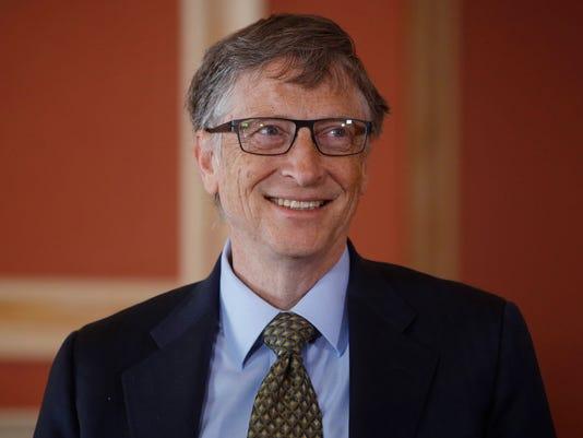 Bill Gates visits Canada