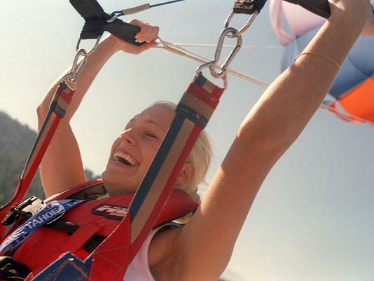 parasailing 3 ct