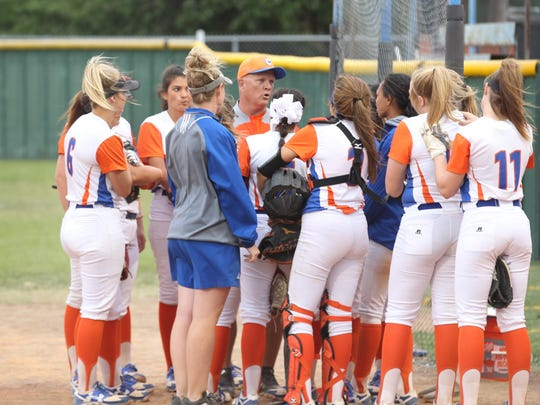 San Angelo Central High School head softball coach
