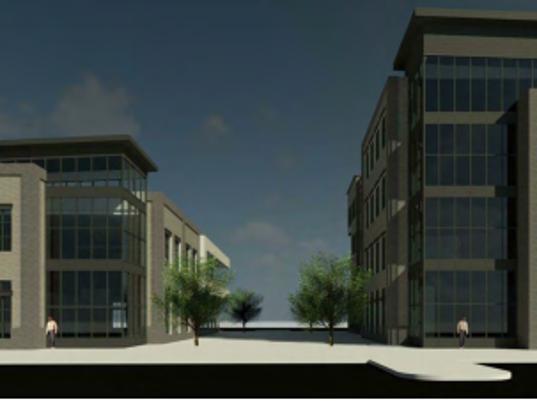 Gateway medical building plans