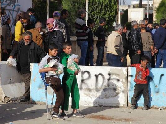 SYRIA-CONFLICT-AFRIN