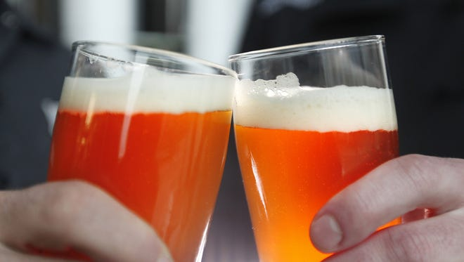 Cheers to International IPA Day Aug. 2 and International Beer Day Aug. 3.
