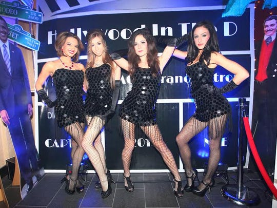 Hollywood in the D will hit the V nightclub at the MGM Grand Detroit on New Year's Eve.