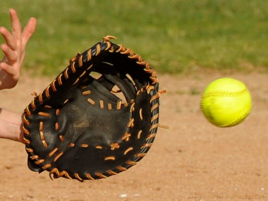 #stockphoto softball