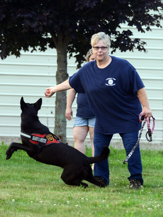 01 CGO Liberty Twp rescue dog