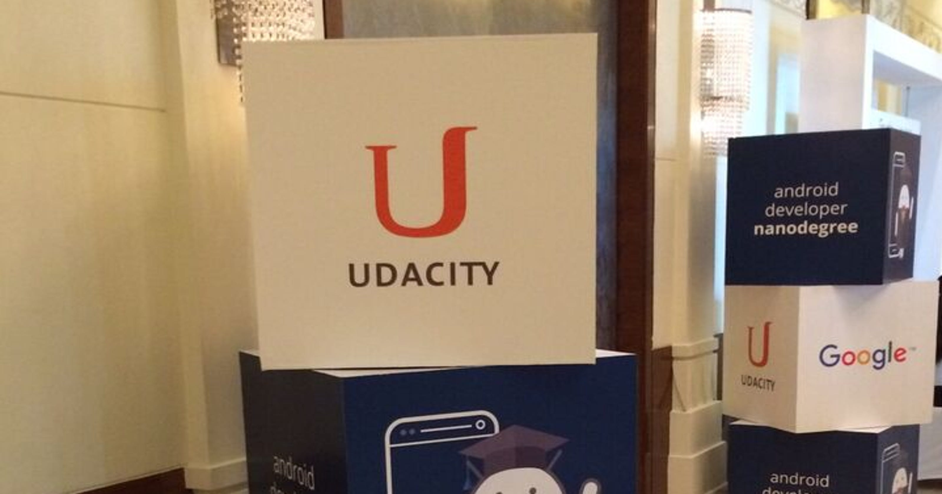 Online pioneer Udacity lands $105 million round and a $1