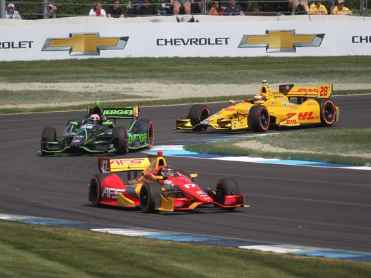 After a successful 2014 inaugural event, the Grand Prix of Indianapolis returns to Indianapolis Motor Speedway on May 9.