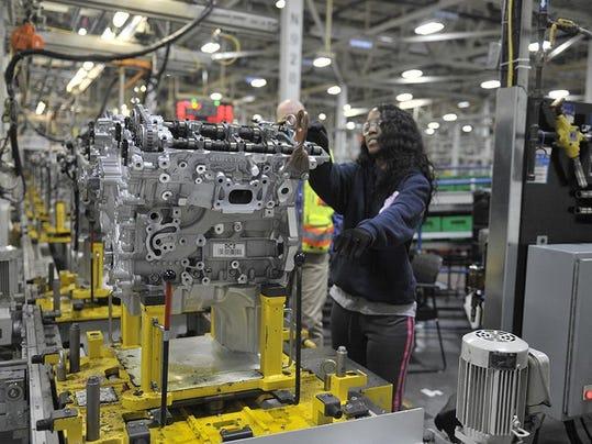 GM Engine Plant
