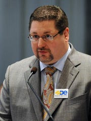 Mark Purpura, executive director of Equality Delaware, an LGBT rights group.