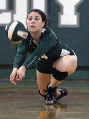 J.F. Kennedy's Francesca Garison is the Home News Tribune Player of the Year.