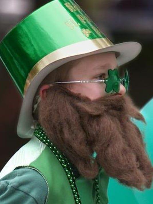 A St. Patty's Day Leprechaun