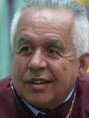 Former Perth Amboy City Council President Peter Jimenez