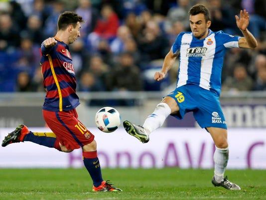 ESPANYOL / F. C. BARCELONA