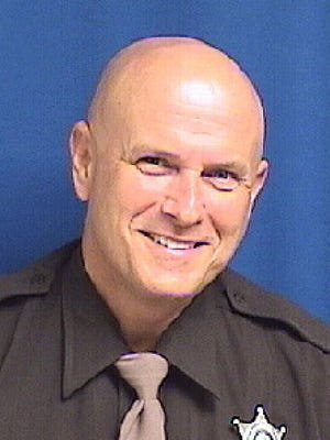 "Oakland County deputy Eric Overall, 50, was killed the morning of Nov. 23, 2017 while deploying ""Stop Sticks"" on M-15 at the intersection of Seymour Lake Road in Brandon Township."