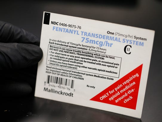 How to Get off Fentanyl Patches recommend