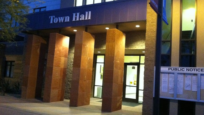 Fountain Hills Town Hall, 16705 E. Avenue of the Fountains