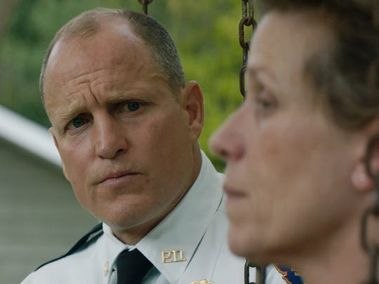 Actor: Woody Harrelson, 'Three Billboards Outside Ebbing, Missouri'
