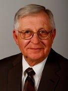 Sen. Hubert Houser, R-Carson
