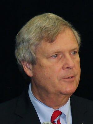 USDEC President and CEO Tom Vilsack