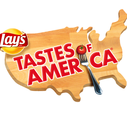 Lay's Taste of America logo. Courtesy of Frito Lay.