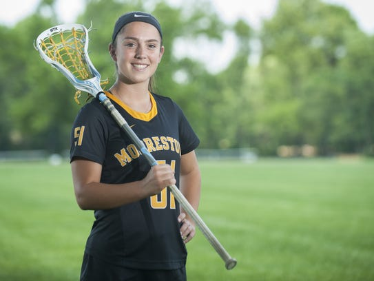 Moorestown's Quinn Nicolai is the Courier-Post's Girls