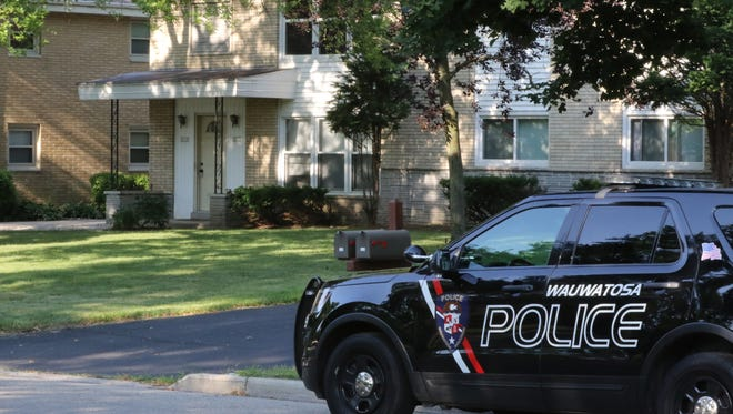 Police are investigating the home invasion that was reported in the early morning of  Friday, July 13, at 1243 N. 116 St., Wauwatosa.