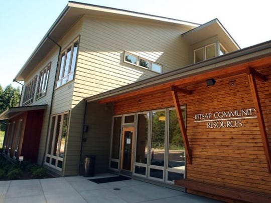 The Kitsap Community Resources center in Port Orchard.