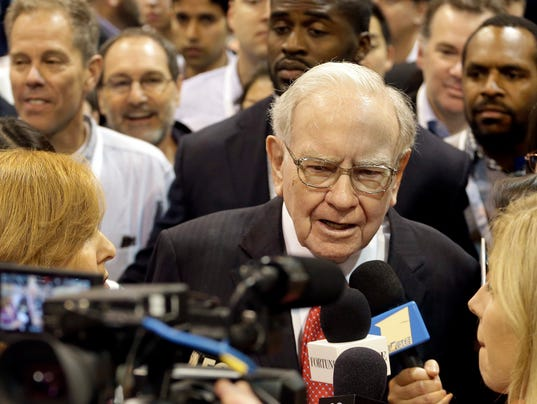 AP BERKSHIRE HATHAWAY SHAREHOLDERS A F USA NE