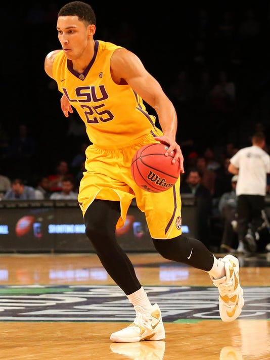 NCAA Basketball: Legends Classic-NC State vs LSU
