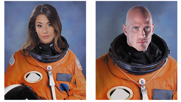 These pornstars want you to crowdfund their trip to space ...