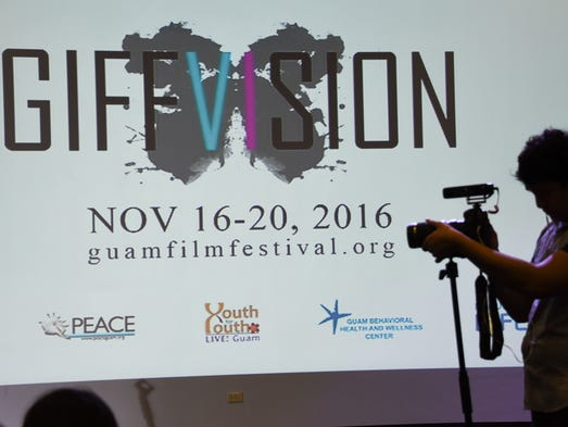 Organizers of the Guam International Film Festival