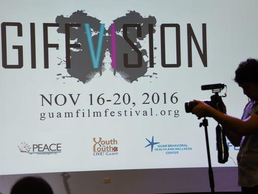 Organizers of the Guam International Film Festival