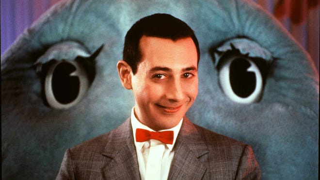 "A still from the show ""Pee-Wee's Playhouse."" John Paragon, who played Jambi the Genie on the show, will be in Fort Collins for an appearance Friday and Saturday."