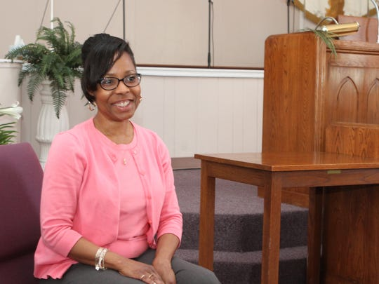 Pastor Angela Jones of The Greenhill Church discusses