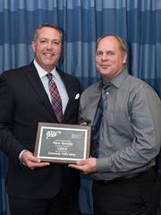 AAA President & COO Tom Wiedemann with Pierce Township