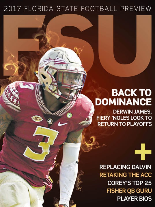 FSU football lmagazine
