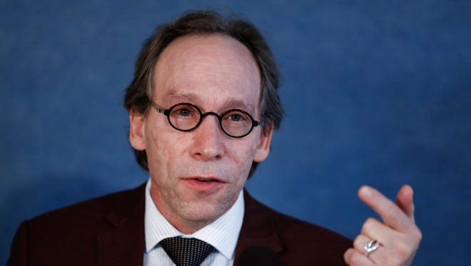 Lawrence Krauss is known for his work with the Doomsday Clock, which rates the world's threat of annihilation.