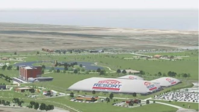 The Catalyst Lifestyles Sport Resort is an ambitious, $75 million youth recreational complex proposed for Portage, Ind. However, company officials filed a Chapter 11 bankruptcy petition on Oct. 31, 2017.