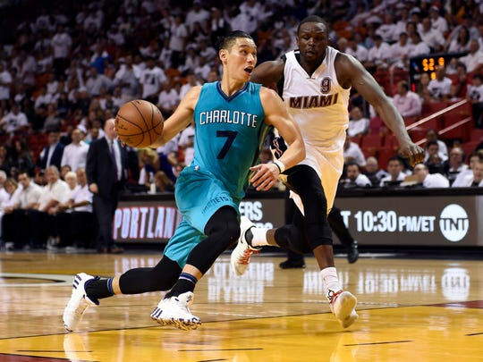Jeremy Lin has been well-traveled since Linsanity first hit the NBA.