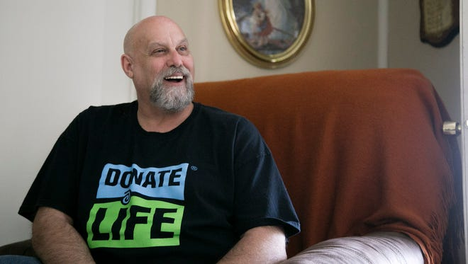 Steve Reeder recently celebrated the five-year anniversary of the liver transplant that saved his life. Reeder now gives talks about the importance of organ donation.