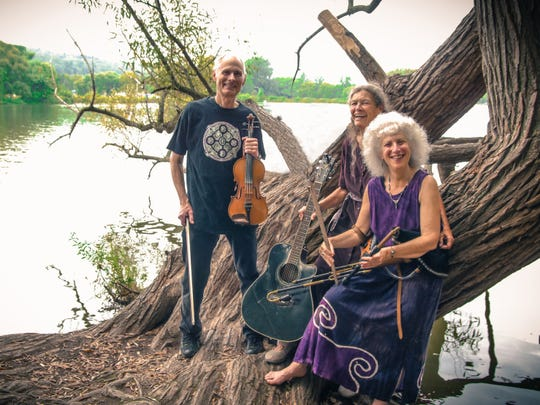 Locally based trio Doolin O'Dey will perform Sunday night at the Café at Anabel Taylor Hall at Cornell University.