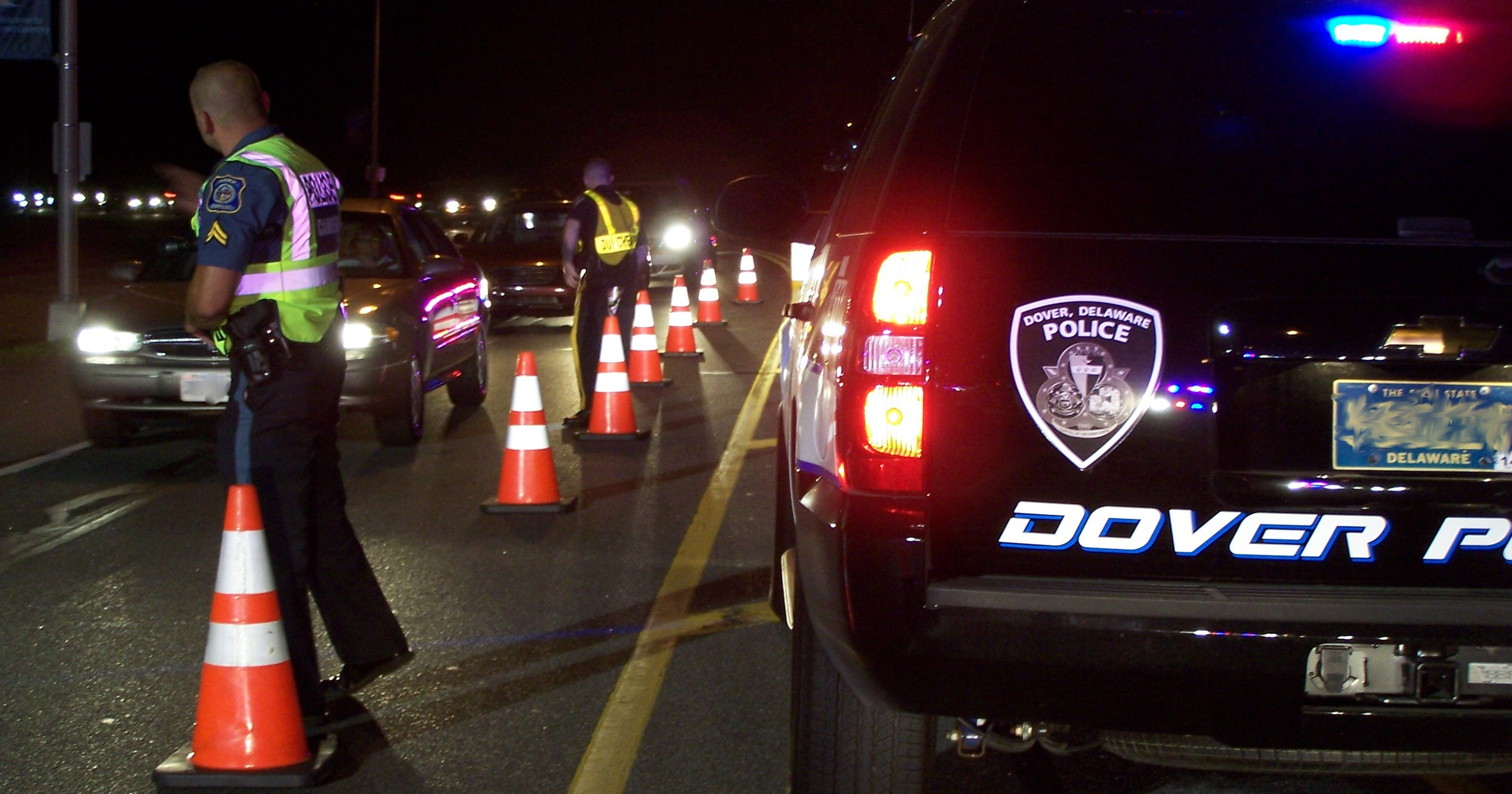 Drunk behind the wheel again: For one man, 12 DUI arrests