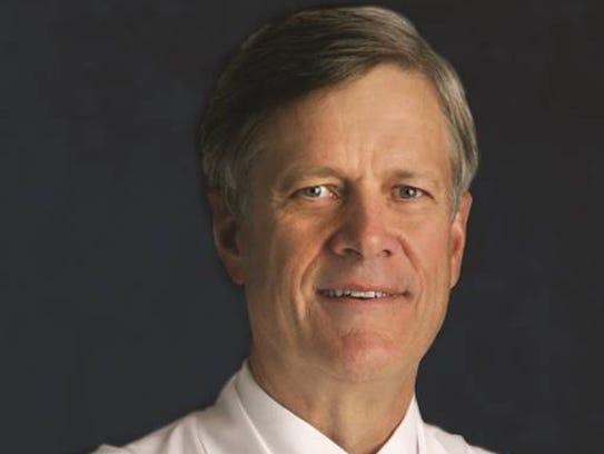 Douglas Carlson, ECHO, is a finalist for Nonprofit