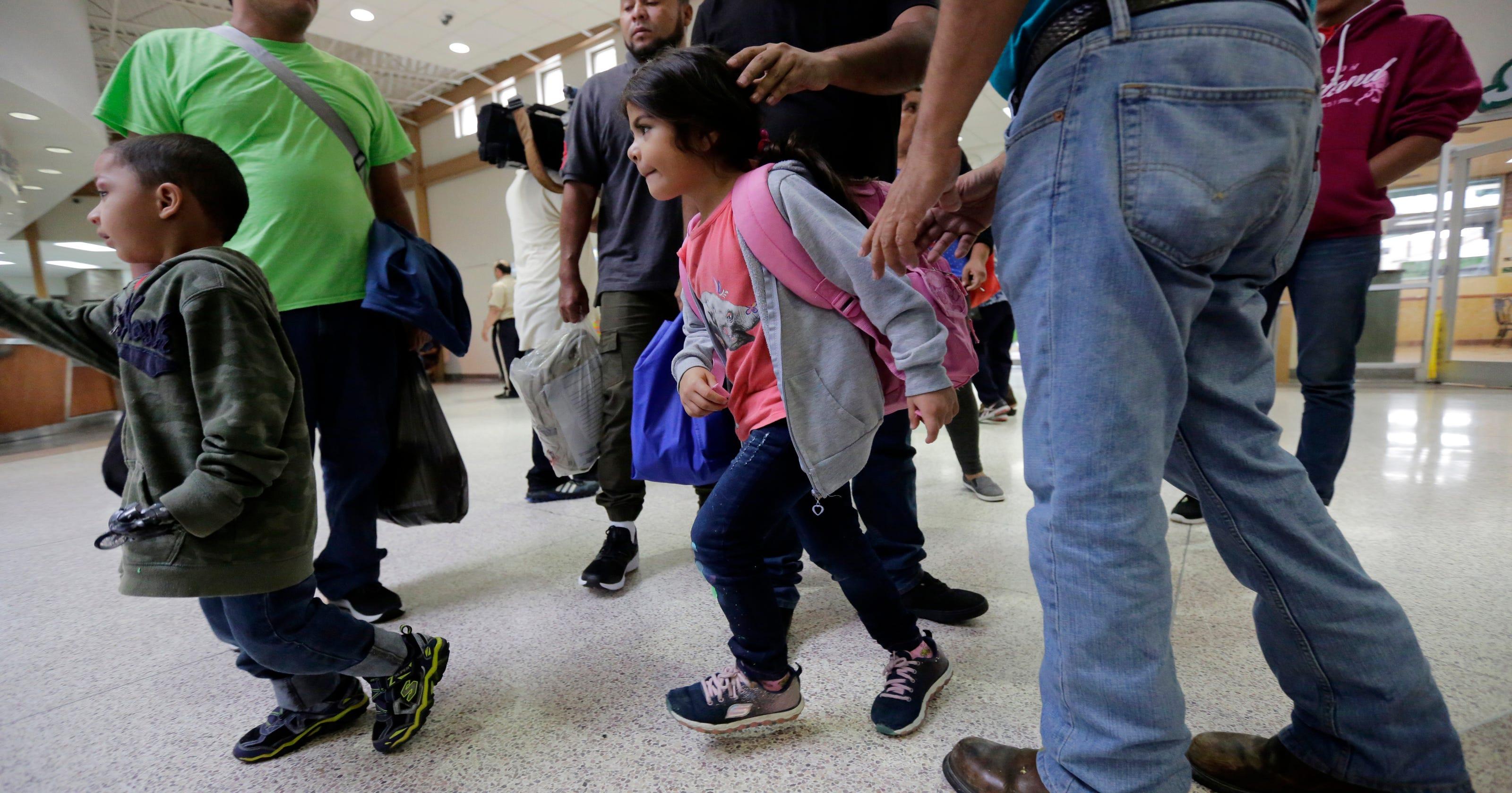 Trump administration proposal: Immigrants denied visas after using public assistance