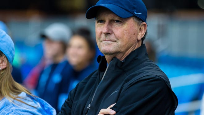 Head coach Anson Dorrance and the North Carolina women's soccer team will not start their season until after Sept. 1 after a unanimous vote from the ACC Board of Directors decided to delay fall sports.