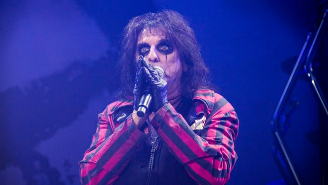MAY 2 ALICE COOPER: 8 p.m. TPAC's Andrew Jackson Hall, $55-$85, tpac.org.