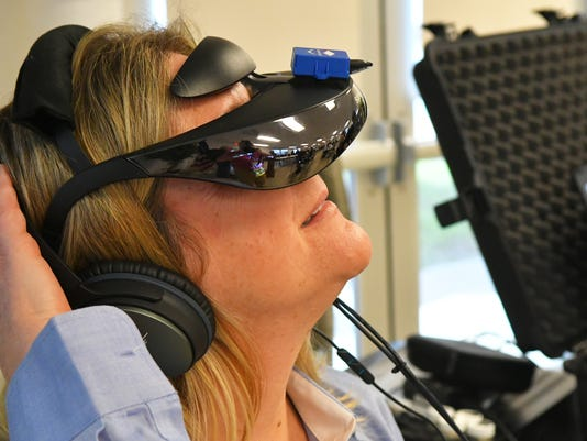 UCF Restores using virtual reality for PTSD